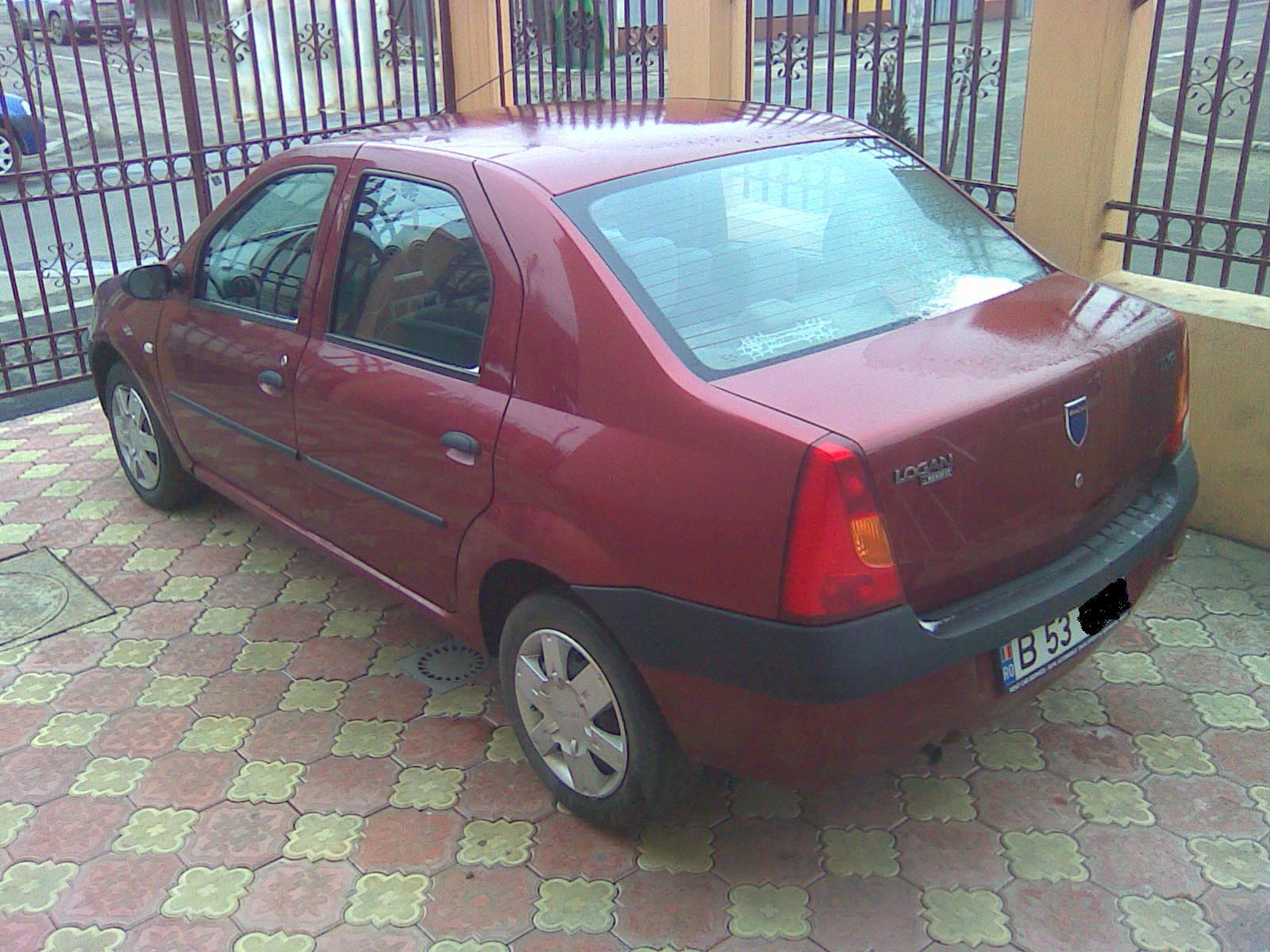 Dacia logan laureat de vanzare an 2006