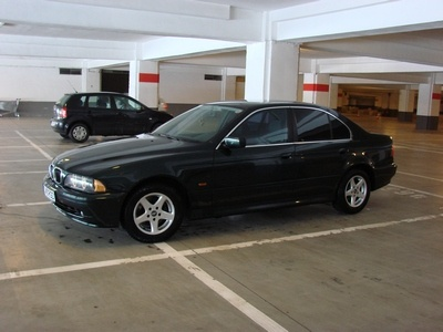 Vand/schimb bmw 520 an 2003