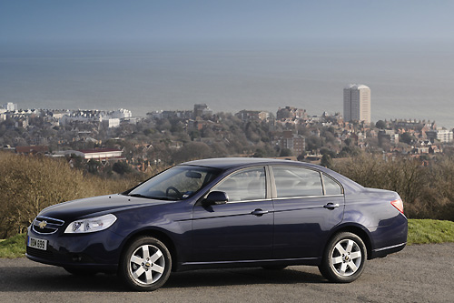 Cedez leasing Chevrolet Epica