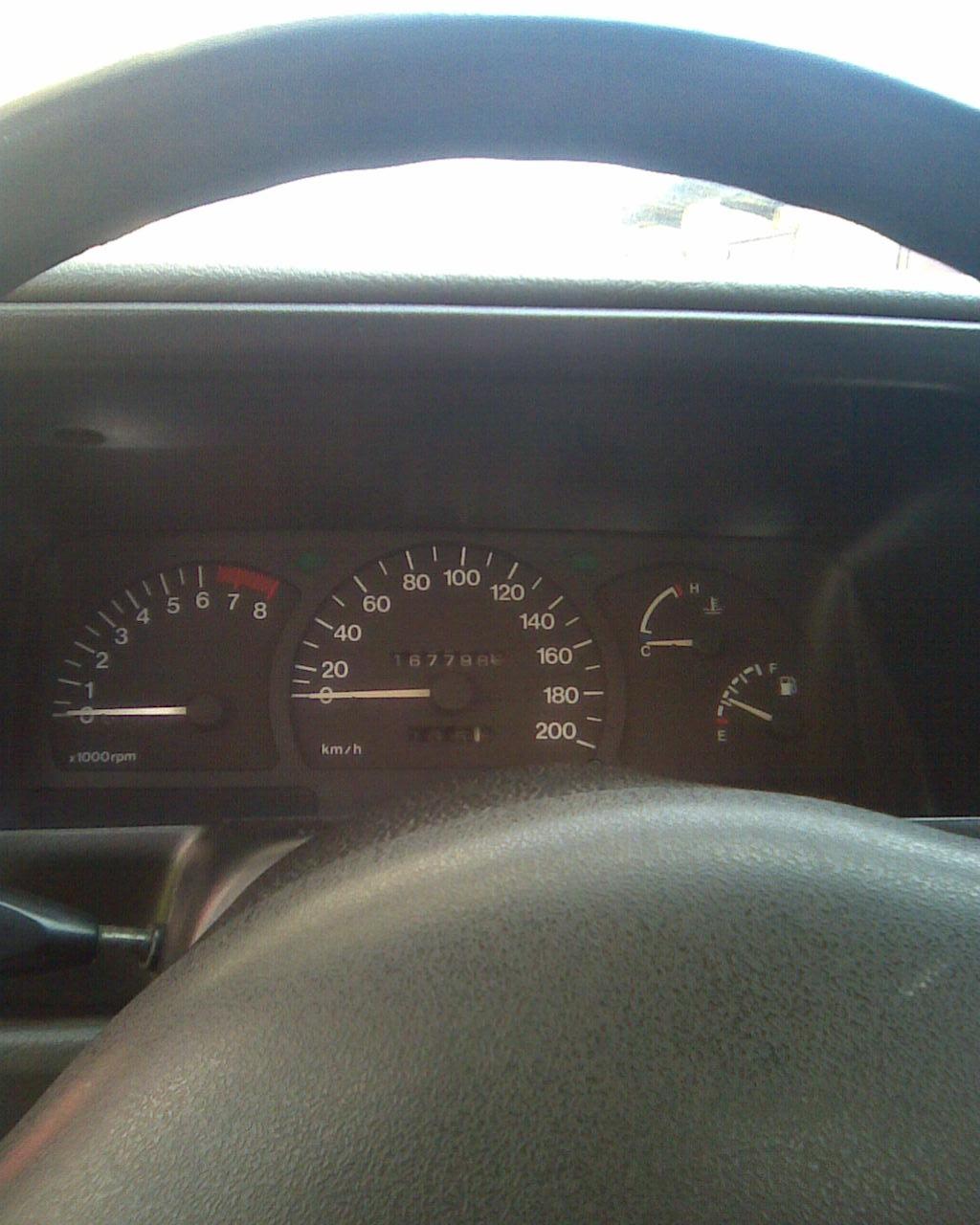 Daewoo cielo 1996 cu gpl