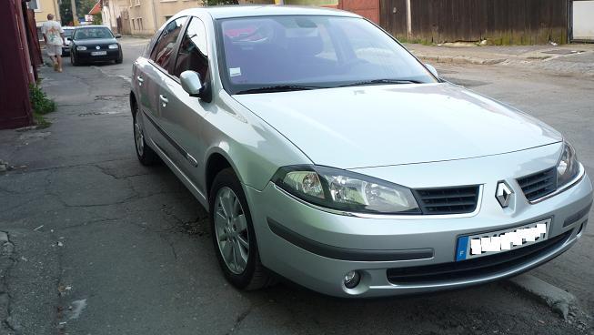 Renault laguna 2 ,motor 1870 cm,diesel,131 cp,an 2007, 6700