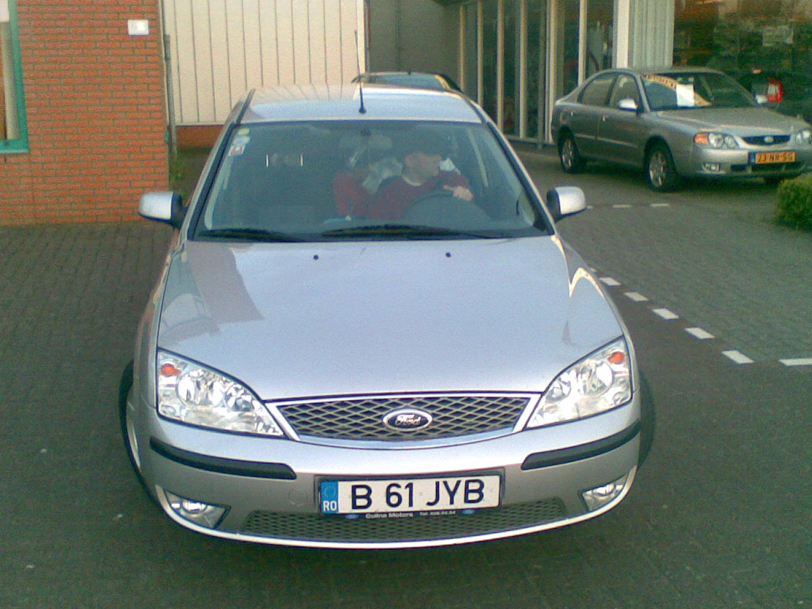 Ford mondeo in rate!!!!!