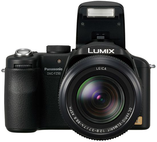 Vand camera foto digitala panasonic fz50 10mega