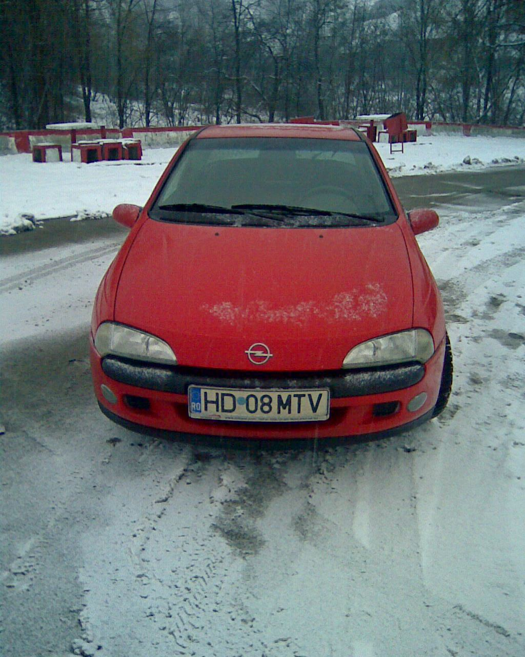 Vand ope tigra 1996 full options
