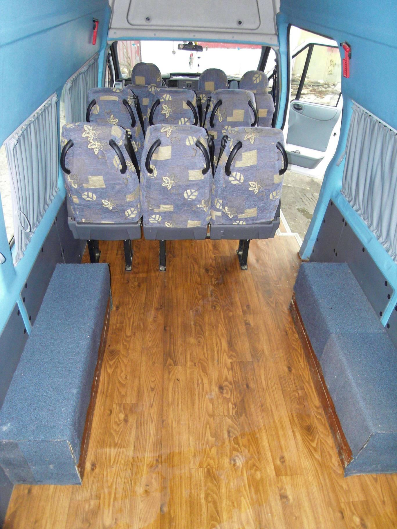 Transport 8 persoane si bagaje microbuz