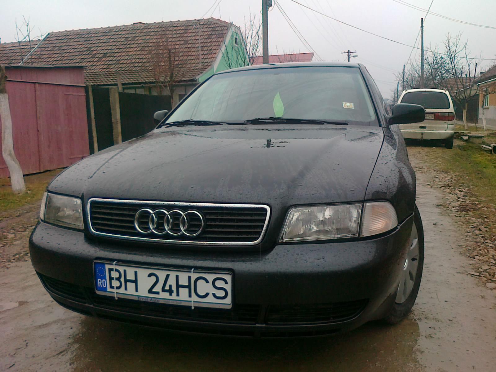Audi a4. 1.6 benzina.inmatriculat.