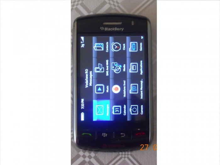 Blackberry storm 5500