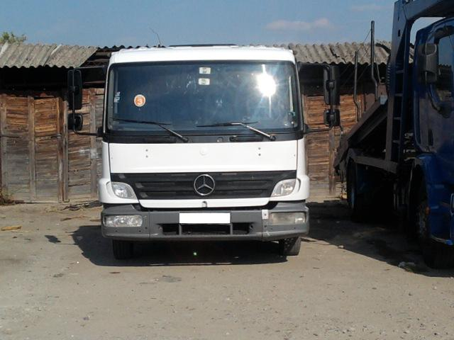 Cabina+piese mercedes atego