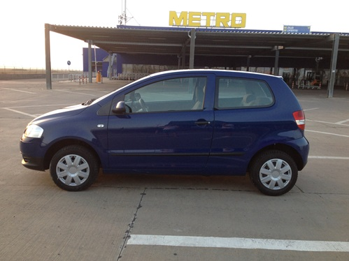 Vw fox, 1. 4 tdi, euro 4, clima