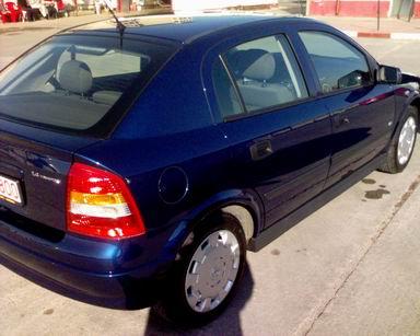 Predau leasing Opel Astra 1,4 benzina