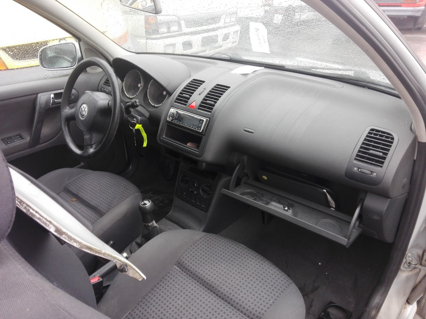 Volkswagen polo 6n2 1.4mpi tip mot aud an 2001