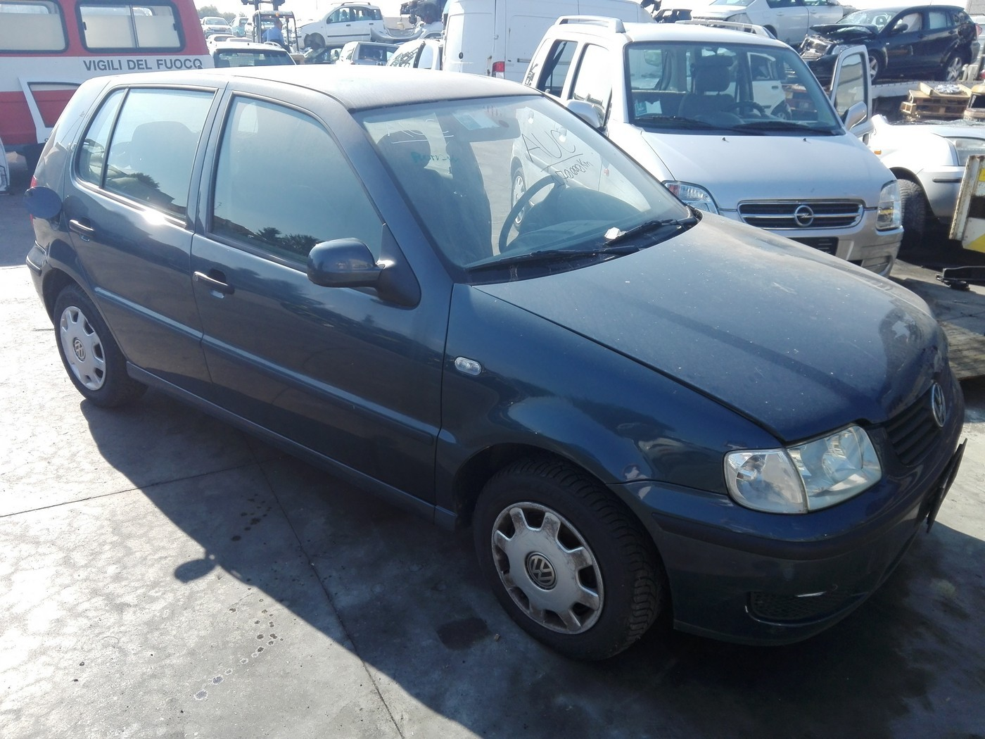 Volkswagen polo 6n2 an fab.2001 1.0mpi tip motor auc (1)