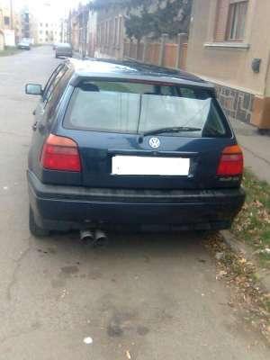 Vind Volkswagen golf 3 1800 cmc din 1993 100cp
