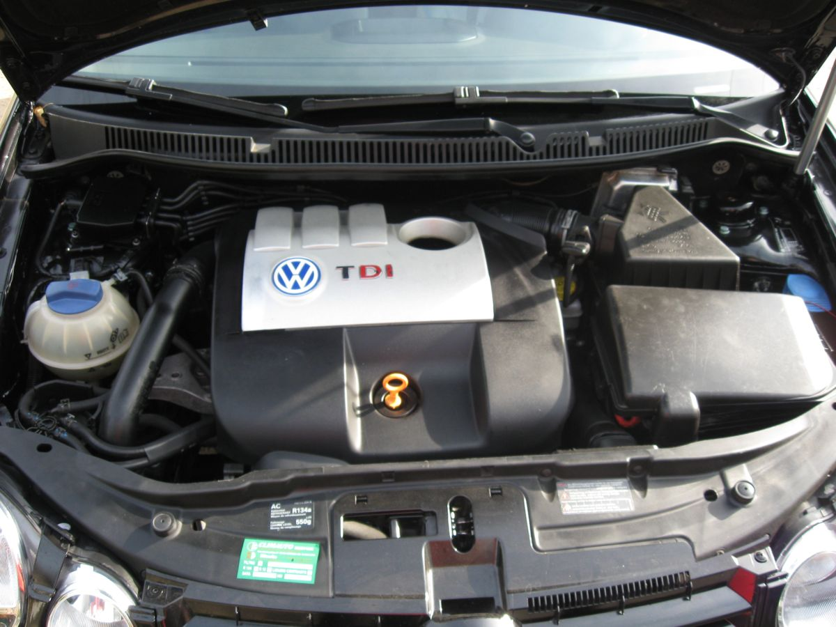 Vand vw polo 1,4tdi-pd 75cp din 2002