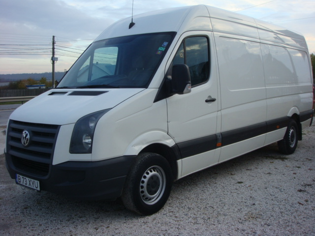 Vw crafter maxi 2008