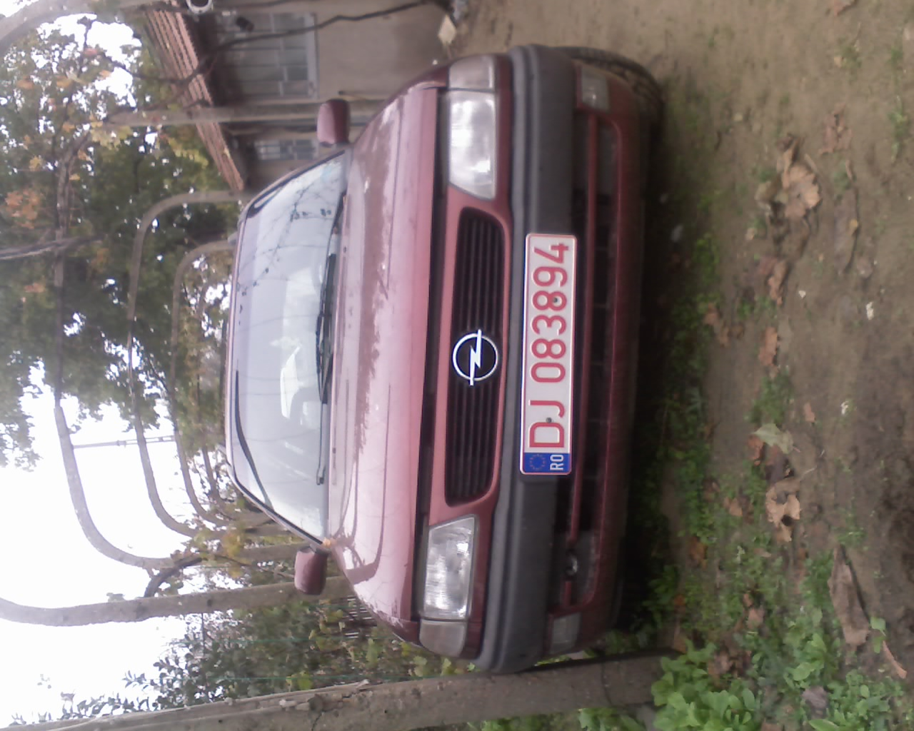 Vand opel astra breack din 1996 1600cmc