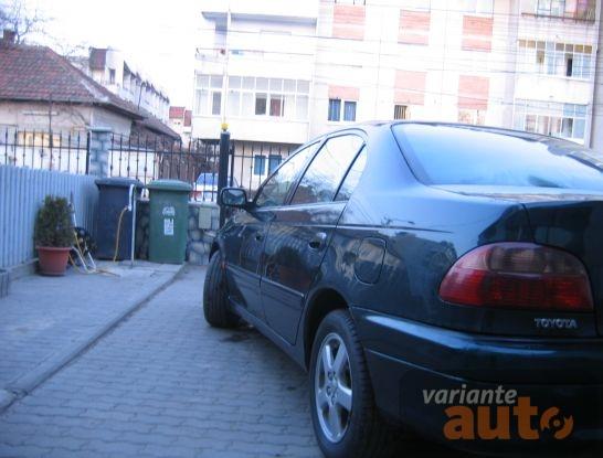 avensis an 2003 diesel d4d 110 cp